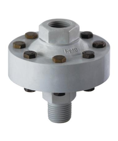 DCS120 PVC diaphragm seal
