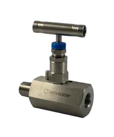 1902.01 Standard stainless steel needle valve
