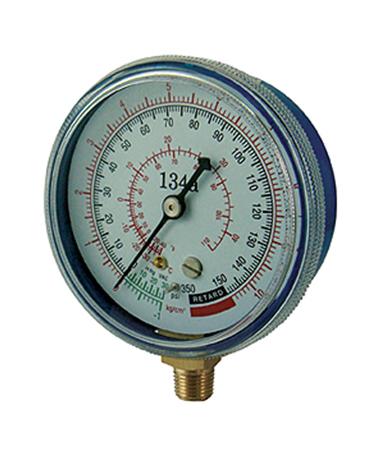 1135 Refrigeration pressure gauge