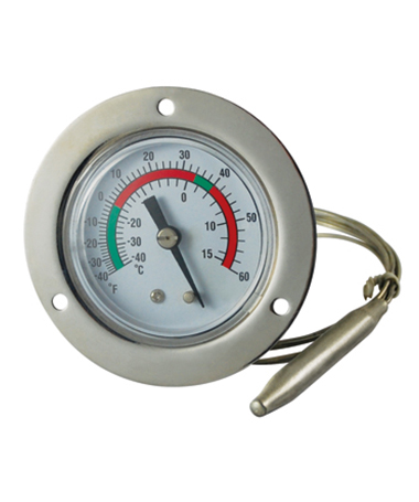 2445 Refrigeration capillary thermometer