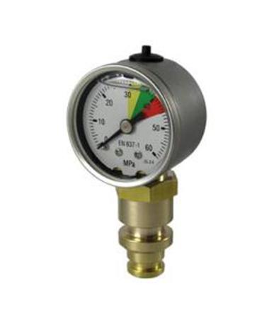 1252 Mining pressure gauge