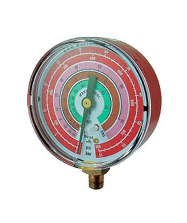 1136 Freon pressure gauge