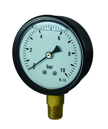 1230 Vibration proof pressure gauge