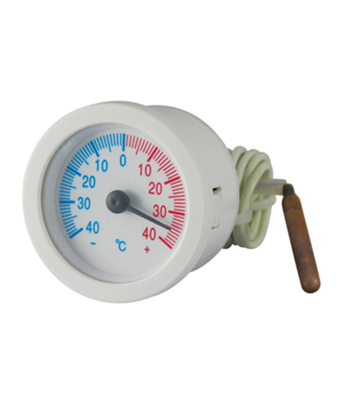 2450 Capillary boiler thermometer
