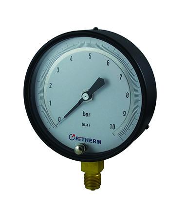 1500 Test pressure gauge