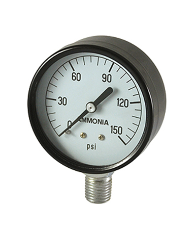 1150 Ammonia pressure gauge