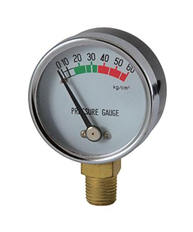 1155 Sprayer pressure gauge