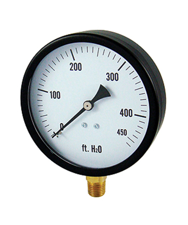 1158 Water level pressure gauge