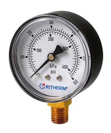 1105 Dry pressure gauge