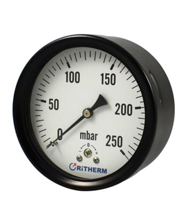 1405 Mbar low pressure gauge
