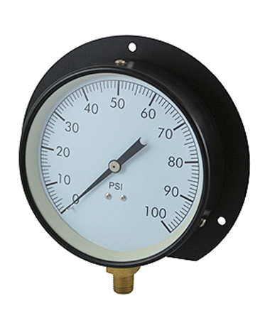 1166 Contractor pressure gauge