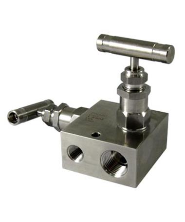 1980.20 2 way  valve manifold