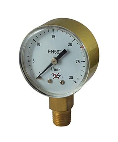 1110 Oxygen pressure gauge