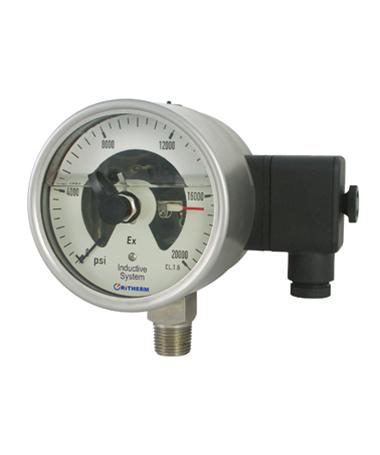 1720 Inductive contact pressure gauge