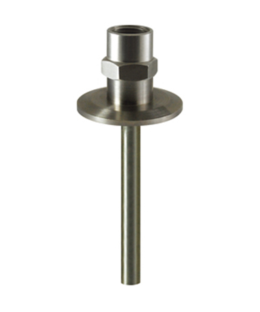 2850 Thermowell for sanitary dustry