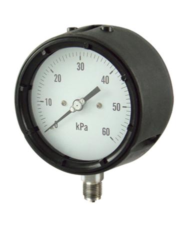 1430 Solid front capsule  low pressure gauge