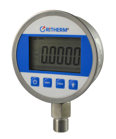 3332 Intellgent digital pressure gauge