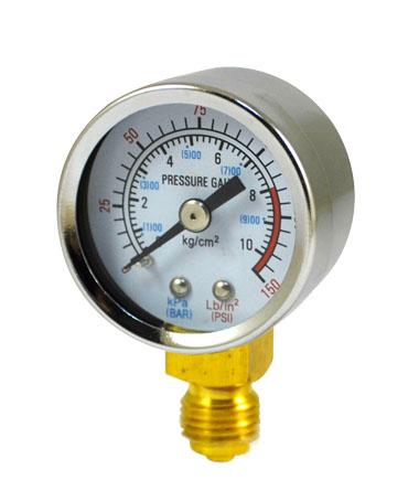 1100B Dry or utility pressure gauge
