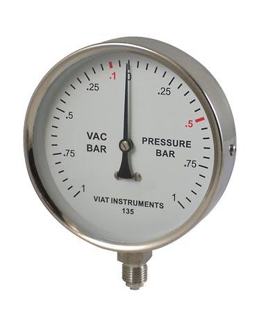 1103 Stainless steel dry  pressure gauge