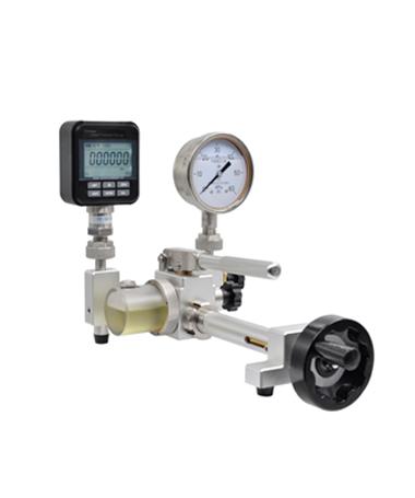 4100-600P  Portable pressure comparator