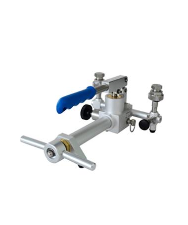 4100-60P  Portable pressure comparator