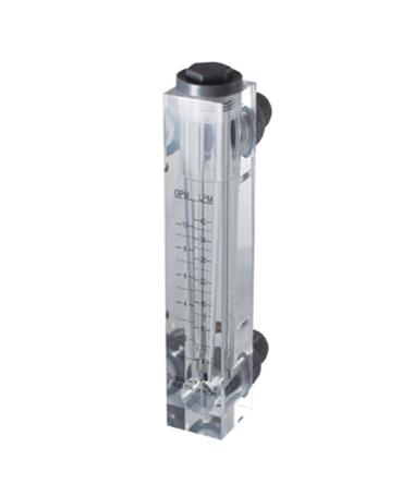 Panel type flow meter LZM-Z